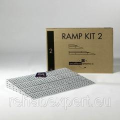 Mobile folding ramp of Vermeiren RAMP KIT 2
