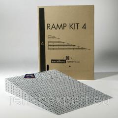 Mobile folding ramp of Vermeiren RAMP KIT 4