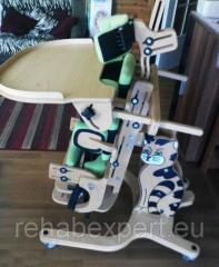 Детский вертикализатор котик 2-Akcesmed Cat...