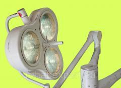 Б/У двойной операционный светильник Heraeus HANAULUX London Duo Surgical Lights