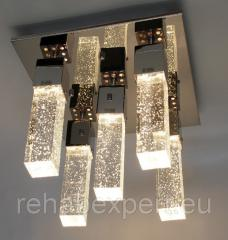 Ceiling Led lamp 14P-500 Eco Champagne