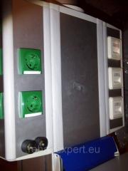 Консоль потолочная для операционных TRUMPF KREUZER DVE SOLO 89cm x 131cm