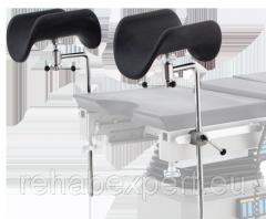 Гинекологическая опора подставка для поддержки для колен Uzumcu Om-220 Geopel Knee Clutch Pair