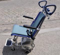 Ступенькоход подъемник лестничный AAT Scalamobil IQ S31 + Wheelchair