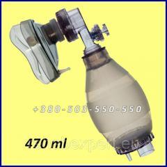 Аппарат искусственной вентиляции легких с ручним управлением AMBU Children 470ml