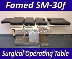 Б/У Операционный стол Famed SM-30f Surgical Operating Table