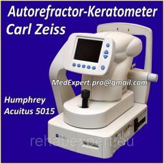 Авторефрактометр Carl Zeiss Humphrey Acuitus 5015 Autorefractor/Keratometer