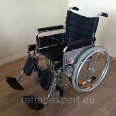 Надежная Немецкая Инвалидная Коляска с регулировкой подьема ног Schulte-Derne Orthopedic Wheelchair 48cm