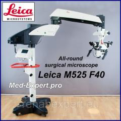Operational microscope for Neurosurgery of LEICA