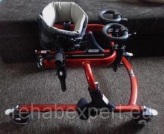 Б/У Реабилитационные Ходунки для детей Задне-опорные ходунки Rifton Pacer Gait Trainers 501 Size 1