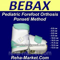 Bebax Shoes Orthopedic Footwear for Treatment of