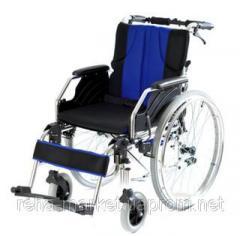 Стально-алюминиевая инвалидная коляска Vitea Care VCWК9AС