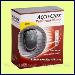 Accu Chek Performa Nano Глюкометр Акку-Чек...