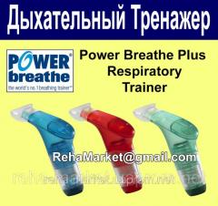 Дыхательный тренажер пауэбрэс Power Breathe Plus