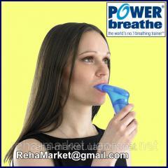 2 POWER Breathe Plus Respiratory Exercise machine