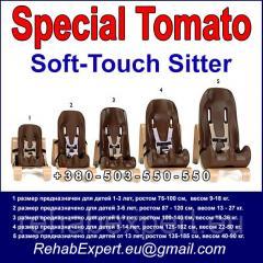 Ортопедическое сидение Special Tomato Soft-Touch Chair Size 5