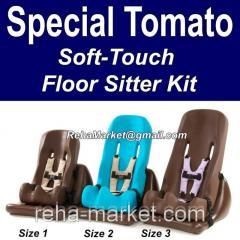 Ортопедическое сидение Special Tomato...