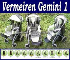Vermeiren GEMINI I the Special Stroller for