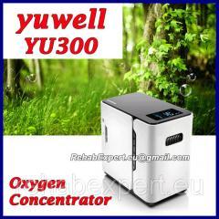 New Портативный концентратор кислорода Yuwell YU300 Oxygen Concentrator 5L/min