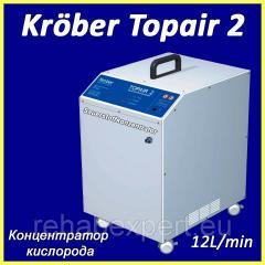 Concentrator of Krober Topair 2 Oxygen