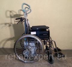 Мобильный лестничный подъемник колесного типа Scalamobil S25 с Ультра Легкой Инвалидной Коляской