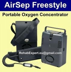 Portable concentrator of AirSep FreeStyle 5 L