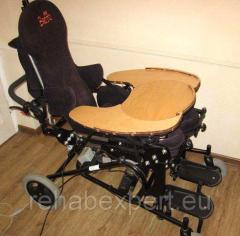Автоматическое кресло с функцией вертикализац