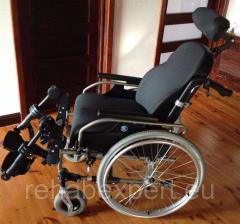 Инвалидная коляска стабилизирующая голову и спину Vermeiren V300 30° Comfort Wheelchair