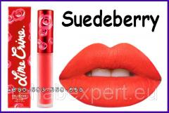 Lime Crime Lipstick Velvetines Suedeberry -