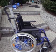 LIFTKAR SHERPA с инвалидной коляской