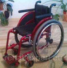 Active wheelchair of MEYRA X2 Active Wheelchair