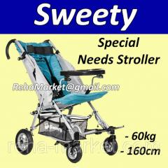 Sweety Special Needs Stroller - the Special