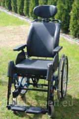 Инвалидная коляска Alu Rehab Netti 4U 40Cm