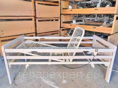 Б/У Реабилитационная кровать с электро приводами и пультом управления Senior Reha Bed Economic 2 fun