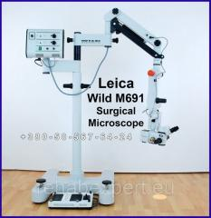 Operational Neurosurgical microscope of LEICA WILD