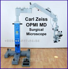 Operational Microscope for the stomatologist of