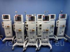 Respirator GE Engstrom Carestation для вентиляции младенцев, детей и взрослых.
