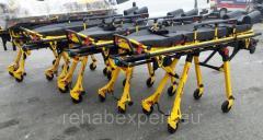 Стабильные и прочные носилки для скорой помощи Stryker M1 Roll-In Stretcher