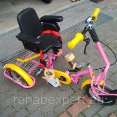 Kinder Reha Bike the Tricycle for children with