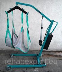 Подъемник для пациента для пересадки и купания Aks Foldy