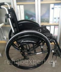 Active wheelchair of Otto Bock Avantgarde CLT