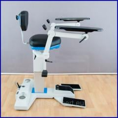 Mobile chair for the operating doctor of surgery