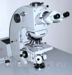 Universal Microscope of Carl Zeiss Jena NU-2