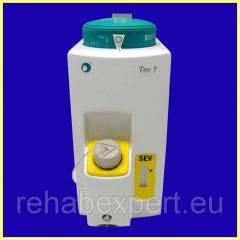 Evaporator of inhalation means DATEX-OHMEDA TEC 7
