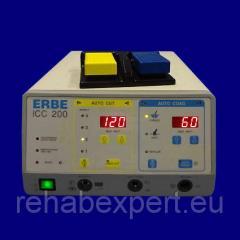 Диатермиа Электрохирургический аппарат - Diathermia Erbe ICC 200 Еlectrosurgical Unit