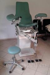 Кольпоскоп Schmitz Gynaecology Chair + Carl Zeiss Kolposkop Plus