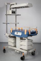 Неонатальный Инкубатор для интенсивной терапии для новорожденных Dräger Babytherm 8000 Neonatal Incubator
