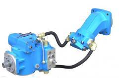 Ремонт гидростатической трансмиссии ГСТ -90 (71, 112)