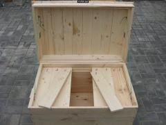 Beehive plank bed code: 2242