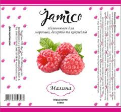 Top ping raspberry 1060 gr
